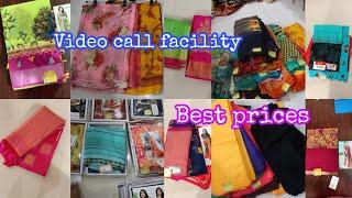 Daily wear sarees,Plain&Fa…
