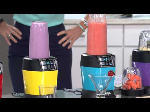 how to work a ninja blender 1100 watts