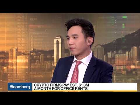 Bloomberg | Hong Kong Pricey Skyscrapers Lure Crypto Startups | Finance and Crypto