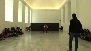 JOSE LUIS LOPEZ Y RAFAELA CARRASCO. Museo Reina Sofia