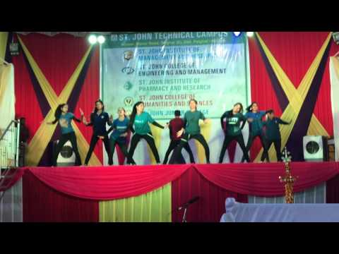 Annual function#Group dance