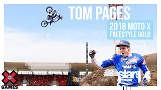Tom Pages wins Moto X Freestyle gold | X Games Sydney 2018 MP3