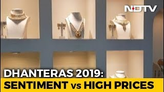Dhanteras 2019: Gold, Silver Prices Surge
