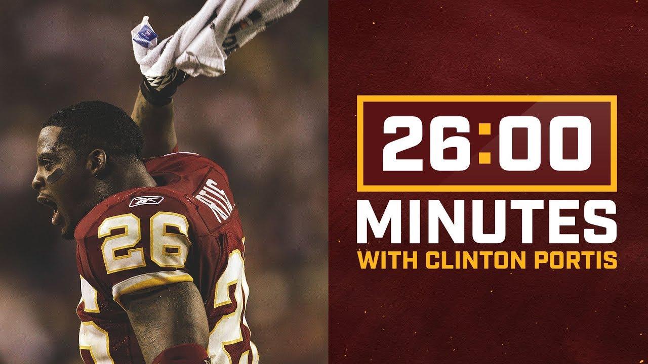 more photos 6bbb0 52a5a 26 Minutes With Clinton Portis - Episode 30