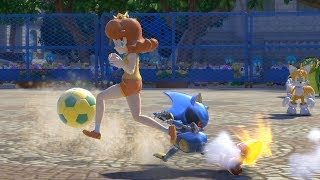 Heroes Showdown -Mario and Sonic at The Rio 2016 Olympic Games #51