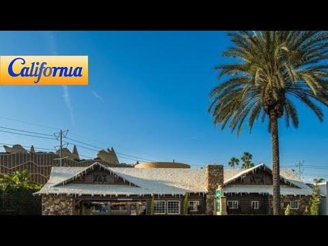 Alpine Inn Near Convention Center And The Park, Anaheim Hotels - California