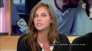 Ophélie Meunier, Nouvelle star - C à Vous - 30/09/2016
