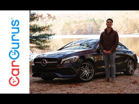 2017 Mercedes-Benz CLA-Class   CarGurus Test Drive Review