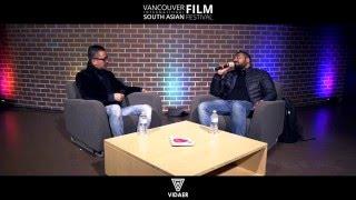 Anurag Kashyap Interview By Shenpenn Khymsar @ VISAFF2015
