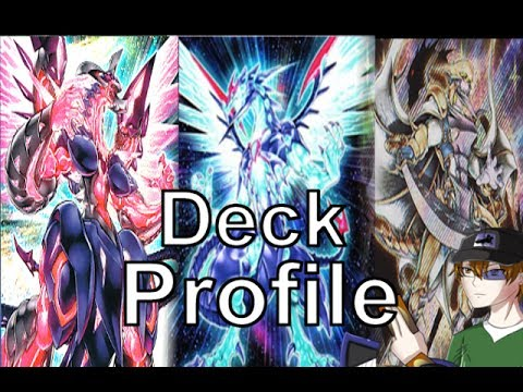 Yugioh Photon Galaxy Rank 8 Deck Profile Divine Dragon Knight Felgrand