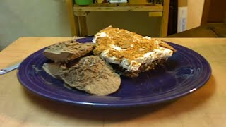 Butterfinger Chocolate Cake Recipe