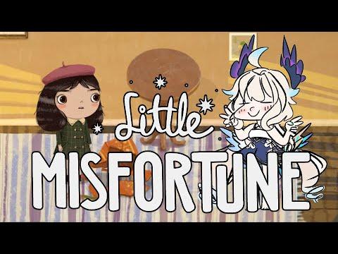 【LITTLE MISFORTUNE】I'm Miserable Too【NIJISANJI EN | Enna Alouette】