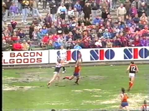 Round 18, 1989 Marks of the Week
