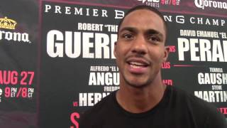 Steve Martinez: I'm coming to win against Terrell Gausha