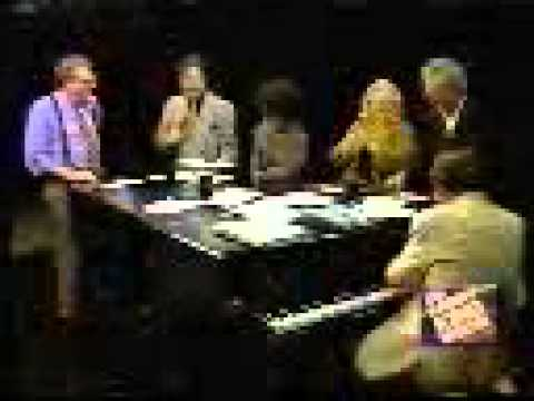 Larry King Weekend with Eartha Kitt, Barbara Cook, Vic Damone and Robert Goulet