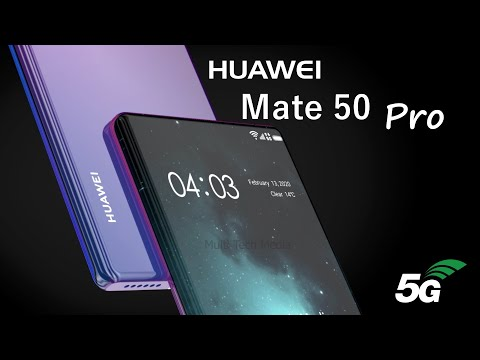Huawei Mate 50 Pro Release Date, Camera, Price, First Look, Trailer, Launch Date, Specs, Features
