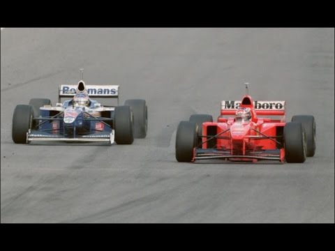 F1 1997 Argentine Grand Prix Qualifying