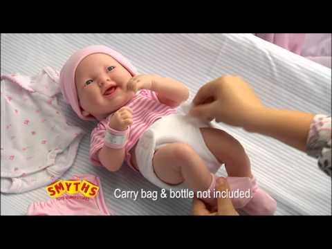 Smyths Toys - La Newborn Gift Set