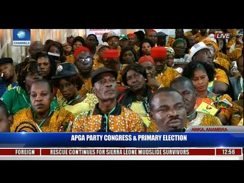 APGA Party Congress & Primary Election Pt.4  l Live Coverage l