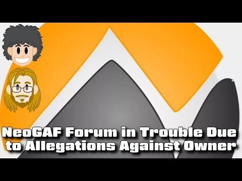 NEOGaf Forum in Trouble - #CUPodcast