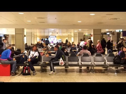 A Tour Of Madrid Barajas Airport's Terminal 2