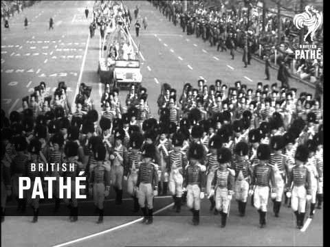 President Johnson's Inauguration Day Parade (1965)