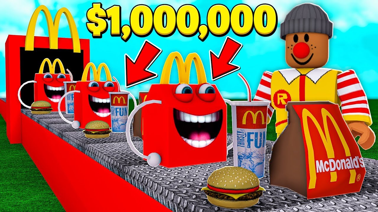 Guide For Mcdonalds Tycoon Roblox Tips Of Mcdonalds Tycoon Roblox Building My Own 1 000 000 Mcdonald S Tycoon Roblox Youtube