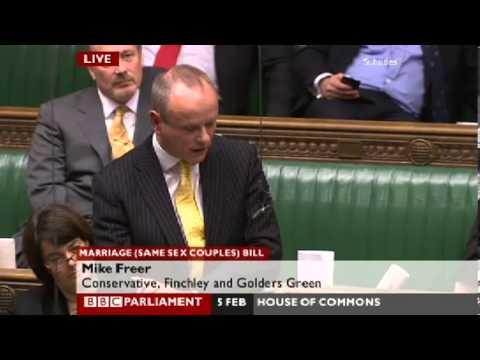 Mike Freer MP
