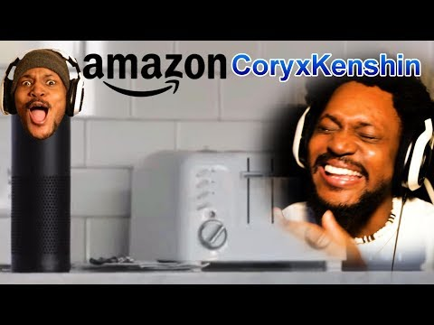 Try Not To Laugh Challenge Reacting to Amazon CoryxKenshin (TEARS)