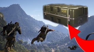 Ghost Recon Wildlands: BATTLE CRATE GLITCH! (Players Are LOOSING Their Crates!)
