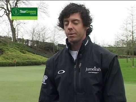 rory mcilroy speaking about his tour quality practice