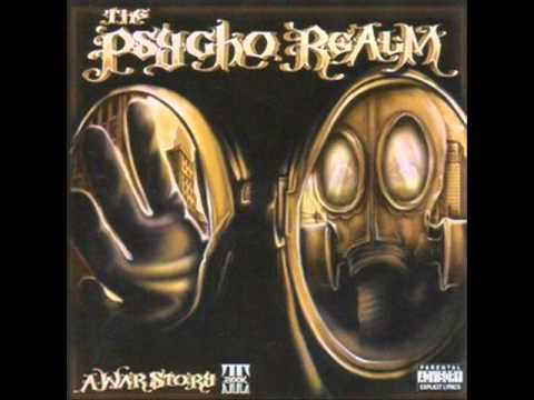 The Psycho Realm-A War Story-Book ll 2003 [Disco Completo]