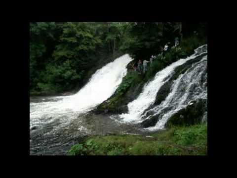 Watervallen van Coo Ardennen Belgie 2009