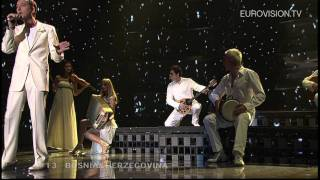Hari Mata Hari - Lejla (Bosnia and Herzegovina) 2006 Eurovision Song Contest(We are already counting down to the 2012 Eurovision Song Contest in Baku. We do that by looking back to recent editions of Europe's favorite TV show., 2011-12-26T17:32:31.000Z)