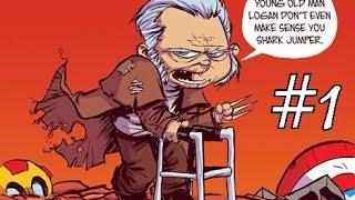 КомиксМнение:  Old Man Logan #1 (Secret Wars-Тайные Войны)