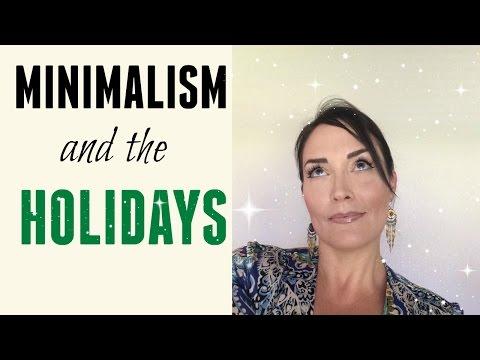 "MINIMALISM AND THE HOLIDAYS | MAKE A HOLIDAY ""BUCKET LIST"""