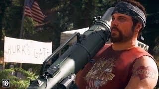 Far Cry 5 Наемники - Хёрк Драбмен | Анонс | Новый трейлер на русском языке