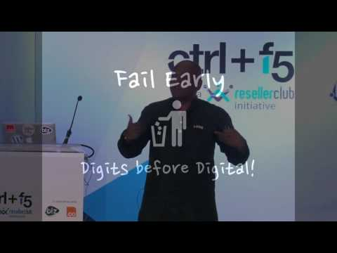 ctrl+f5 Jaipur 2017 : Rajendran Dandapani - Design and Development : 2 Sides of a 20-year-old coin.