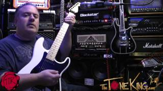 JACKSON Adrian Smith SDX Guitar Review - Signature Series