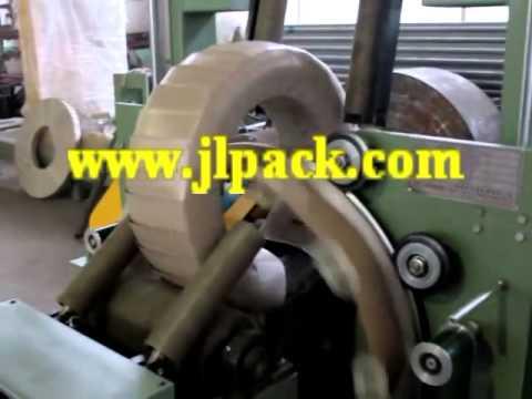 Автомобиль/автобусных шин упаковочная машина / ПК упаковка шин оборудование из Shanghai