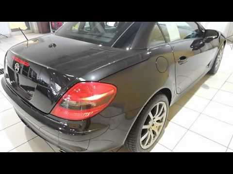 2008 mercedes benz slk class vin devers inc youtube for Free mercedes benz vin check