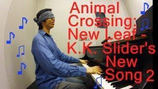 Animal Crossing: New Leaf - K. K. Curseur de la Chanson Nouvelle en E-flat Major