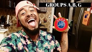 UEFA Groups A, B & H Reactions   2018 FIFA World Cup Qualifiers   October 7th