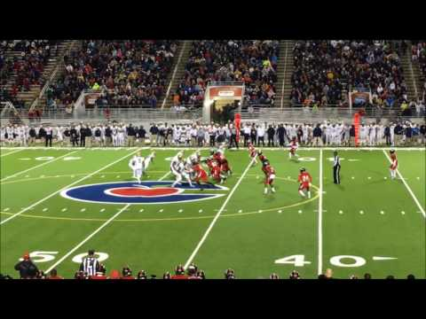 Klein Collins Defeats Spring Westfield Texas High School Playoffs 2016