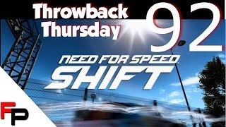 Need for Speed Shift - Xbox 360 - Throwback Thursday - Ep. 92