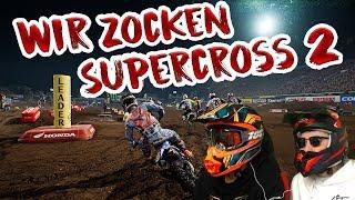 Das geilste Motorrad-Spiel? | Supercross 2