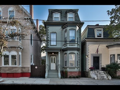 39 White Street, East Boston, MA 02128. A Victorian gem for sale on Historic Eagle Hill
