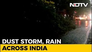 Over 60 Dead As Storm Pounds Four States, Warning Till Tomorrow