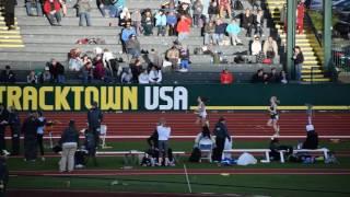 2017 Oregon Relays girls DMR