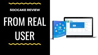 SociCake Review From Real User-SociCake Demo and Explanation